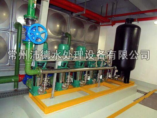 定压补水装置案例现场图5