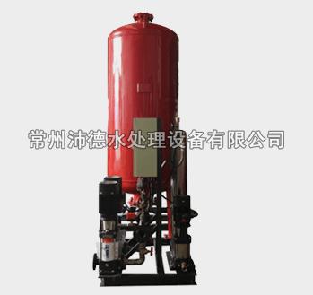 气压式自动定压补水真空脱气装置侧面