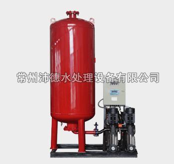 气压式自动定压补水真空脱气装置正面