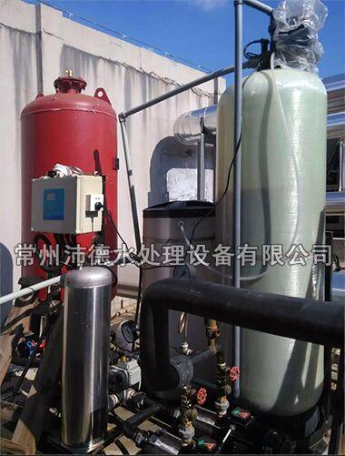 定压补水装置案例现场图1