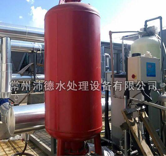 定压补水装置案例现场图2