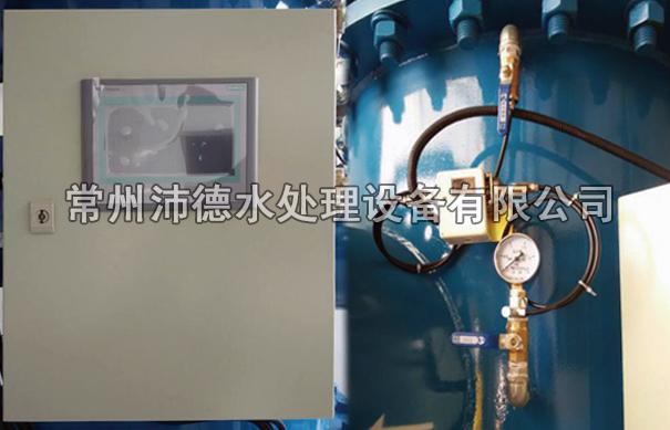 工业用水自动反冲洗过滤器细节图3