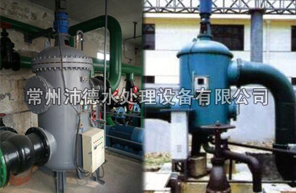 工业用水自动反冲洗过滤器部分案例现场图2