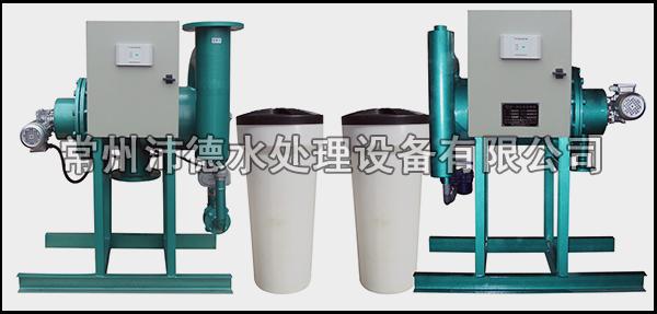 开式冷却水旁流水处理器图片