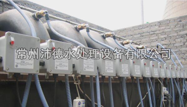 离子棒水处理器部分案例现场照1