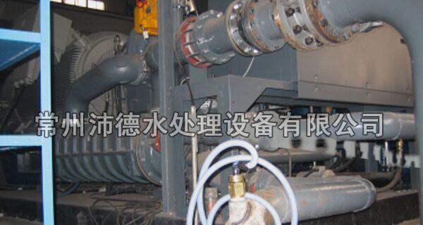 离子棒水处理器部分案例现场2