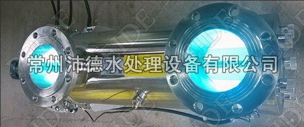紫外线消毒器老化实验及功能调试
