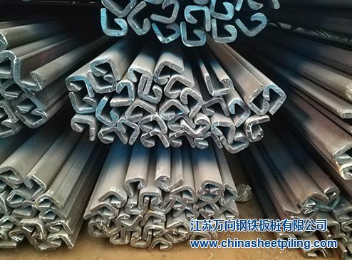 鎖扣組合樁
