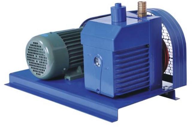 Pulley-Style Stage dual vacuum pump 皮带轮式双级真空泵.jpg