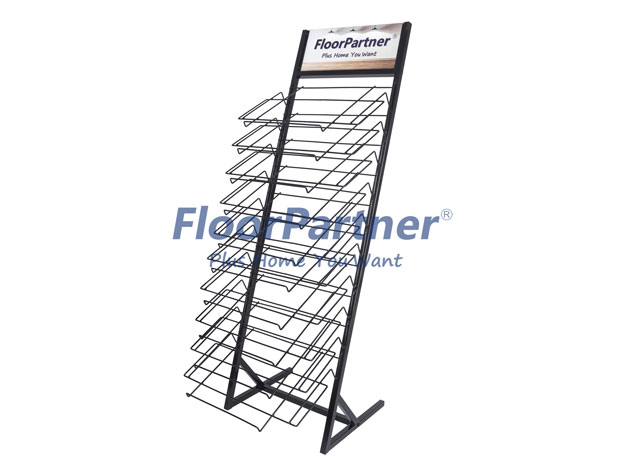 Steel quality problems of metal display tower