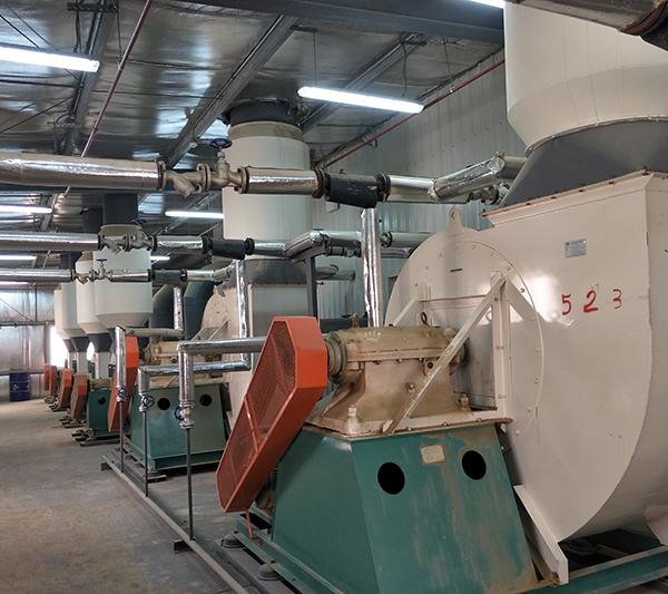 时产60吨阿拉伯水产饲料成套生产线