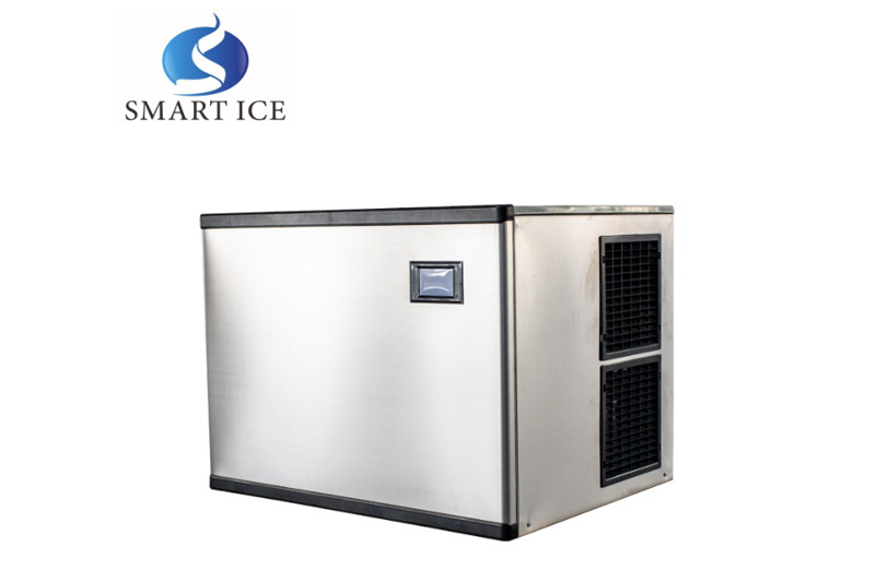 Smart Ice® series  Modular Automatic Cube Ice Maker  SI500A