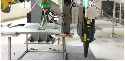 三维光纤激光切割机在灯饰行业的应用