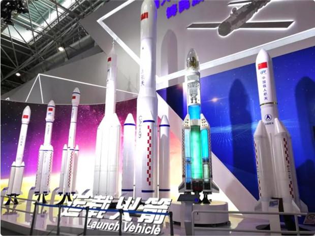 珠海航展-运载火箭