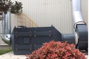 活性炭吸附箱工程案例3
