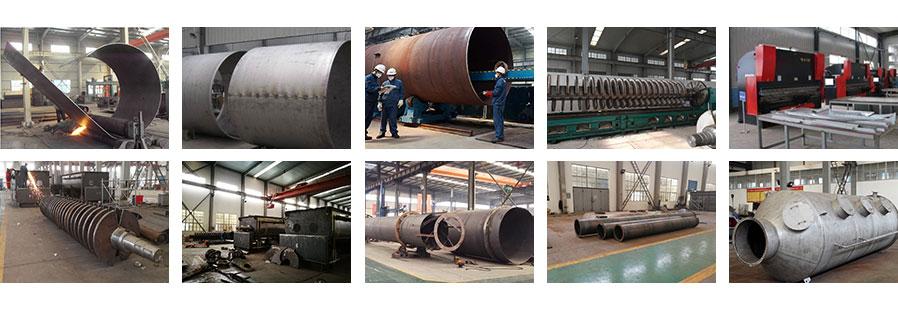 湿式除尘器设备厂家能达环境制造能力