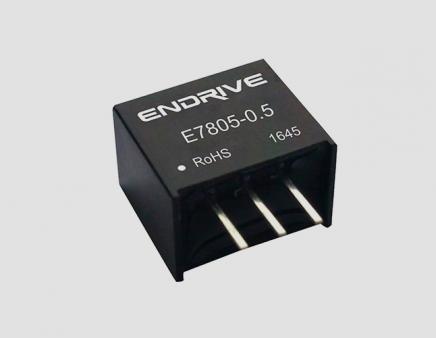 非隔离电源模块 E78XX-0.5