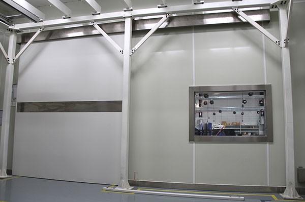 X射线辐射屏蔽防护机房