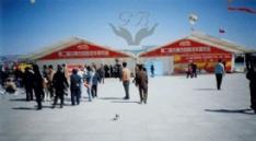 车展蓬房-第二届内蒙古国际汽车展览会