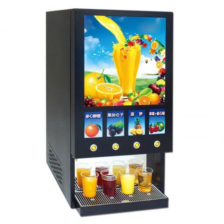 (餐饮用)商用冰、热饮新鲜果汁现调机-花冠4S-C(动态屏版)