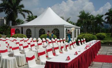 婚庆活动篷房