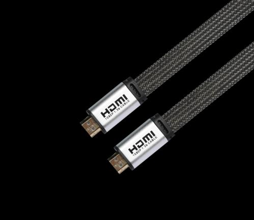 HDMI线 扁线 高清线1.4版 3D数据线 4k电脑电视连接线